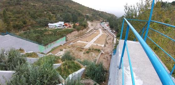 Угроза селя в Алматы: что сейчас происходит на плотине Каргалинки (фото, видео)
