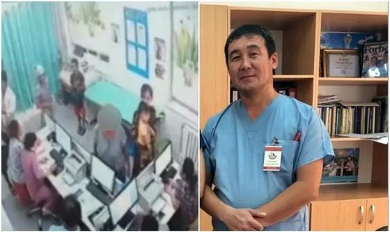 Иглу и клок волос вытащили врачи из 14-летнего подростка-инвалида в Актау
