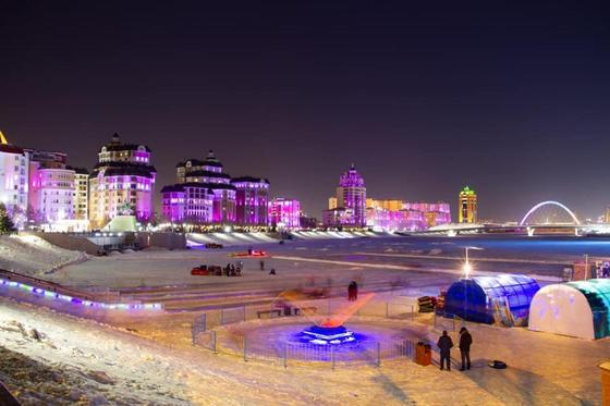 Второй зимний инстамит состоится в Астане