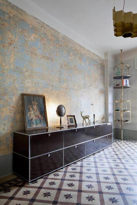 Варианты отделки стен в квартире