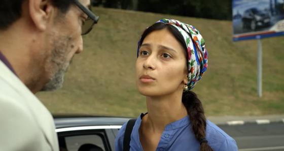 Кадр из сериала «А у нас во дворе»