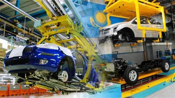 Экспорт отечественных авто увеличился в 10 раз