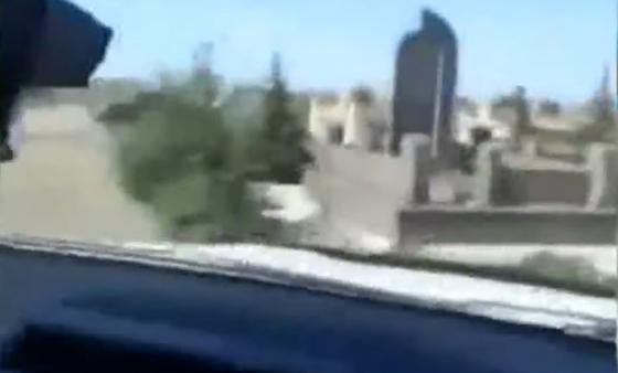 Кадры массового захоронения, напугавшие казахстанцев, сняты в Нур-Султане (видео)