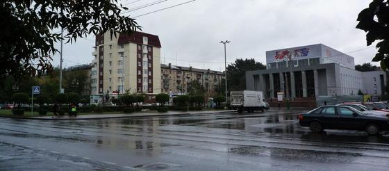 Бульвар Мира в Караганде переименовали в проспект Нурсултана Назарбаева
