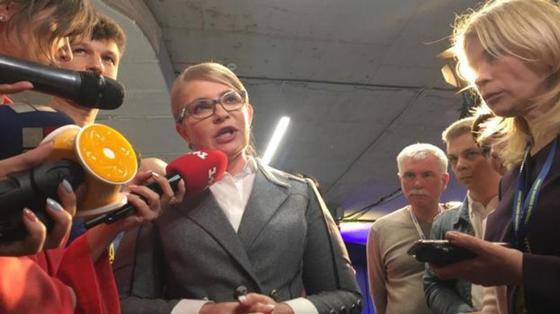 Первые экзитполы выборов президента Украины: во второй тур выходят Зеленский и Порошенко
