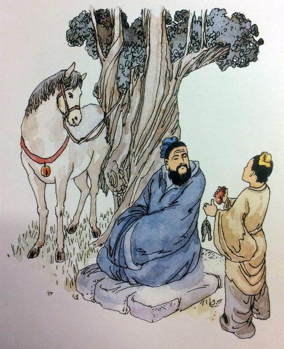 Цитаты Конфуция о смысле жизни и любви