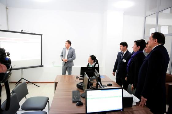 Вице-премьер посетила ряд социальных учреждений Атырауской области