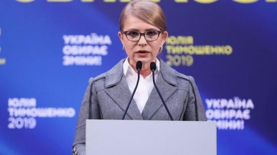 Выборы на Украине: Тимошенко не поддержит Зеленского и не будет обжаловать итоги