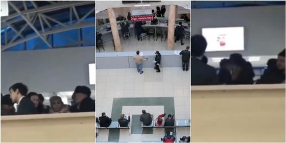 «Дикие» очереди в спецЦОНах спровоцировали сбой в работе системы (видео)