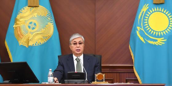 Токаев: Политические репрессии - печальная страница в истории нашего народа