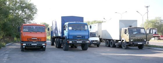 Караван помощи на сумму 60 млн тенге направили жетысусцы в Арысь