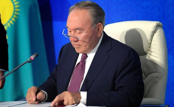 Назарбаев. Фото:so-l.ru