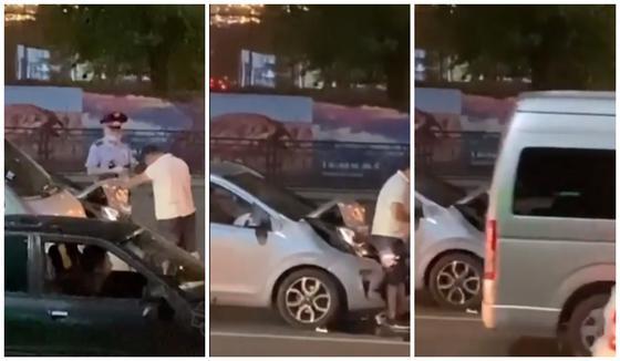 Арестовали и лишили прав: пьяный водитель совершил ДТП в Нур-Султане