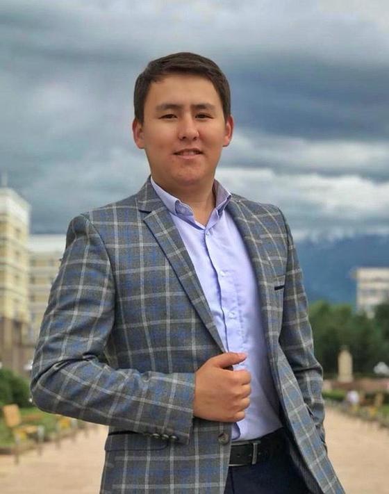 Еркебұлан Қырықбай. Фото: NUR.KZ