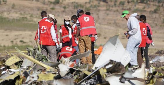 Родственники погибшего в авиакатастрофе в Эфиопии подали в суд на Boeing