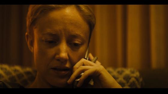 Андреа Райсборо — детектив Малдун (фильм «Проклятие»)