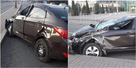 Сбившую насмерть пешехода девушку арестовали в Алматы