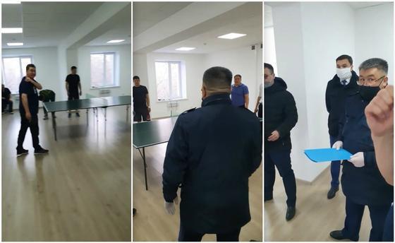 Директора банка отстранили от работы за нарушение режима ЧП в Кокшетау