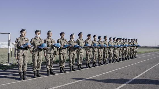 Итоги осенних военно-патриотических игр подвели в Нур-Султане