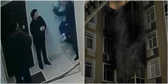 Видеодан кадр, фото: Астана ТЖД