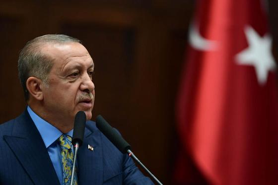Эрдоган поздравил Токаева с победой на выборах