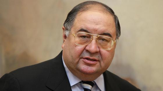 Алишер Усманов награжден орденом «Достық» І степени