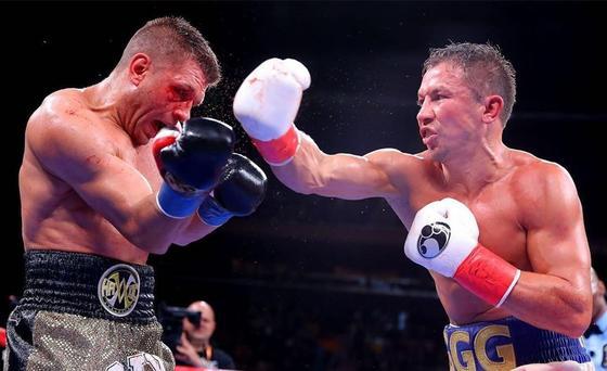 Поединок Головкина попал в список претендентов на лучший бой 2019 года