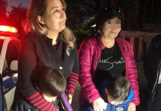 Двое малышей сбежали из детского сада в Шымкенте