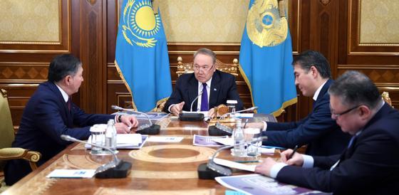 Назарбаев провел совещание по вопросам модернизации образования