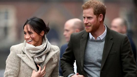 Принц Гарри и Меган Маркл могут сняться в сериале Netflix про Елизавету II