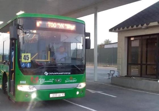 Шымкентте жаңа екі автобус бағыты ашылды