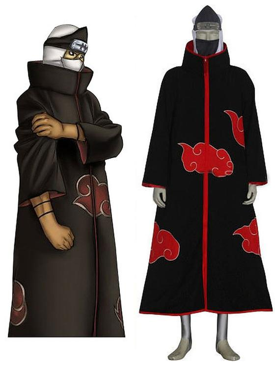 Акацуки: история, состав, знак, одежда