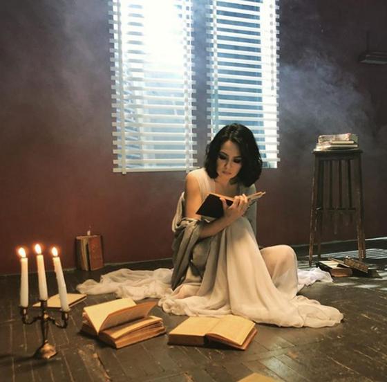 Азамат Сатыбалдының актриса әйелі желіден көріне бастады (фото, видео)