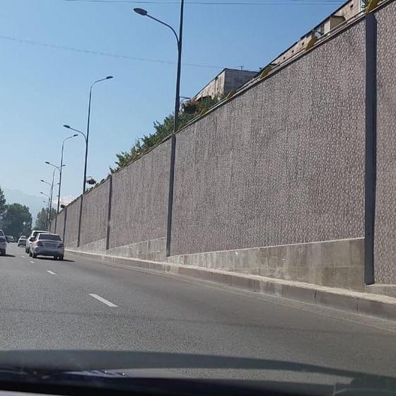 Пять транспортных развязок отремонтировали в Алматы (фото)
