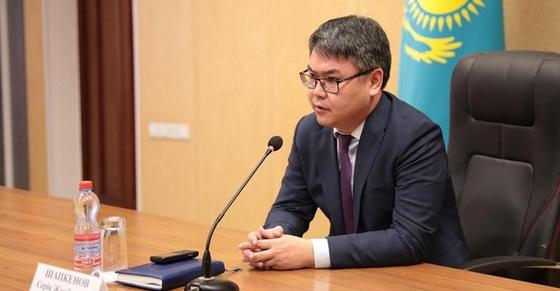 Задержан руководитель управления образования Атырауской области