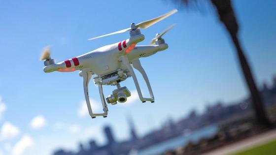 Минобороны: Без разрешения дроны не должны летать над режимными объектами