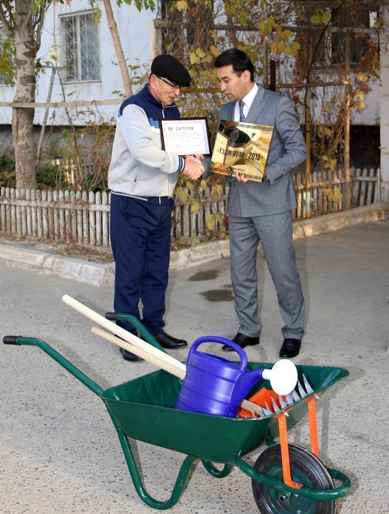Фото: Қызылорда әкімдігі
