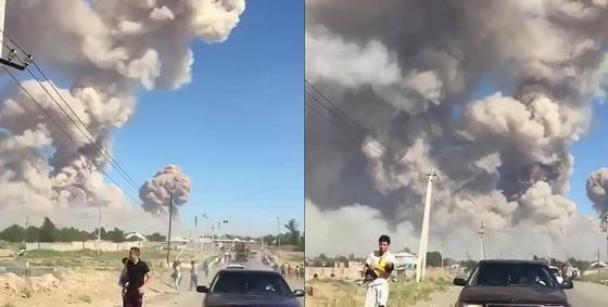 Взрывы в Арыси: в город направили более 100 полицейских