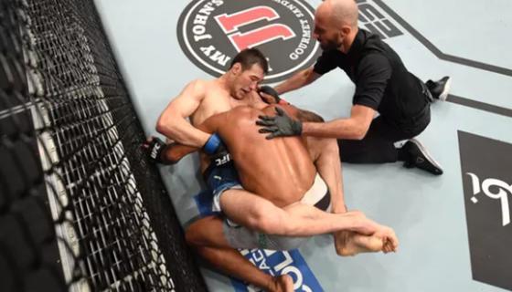 Шавкат Рахмонов UFC