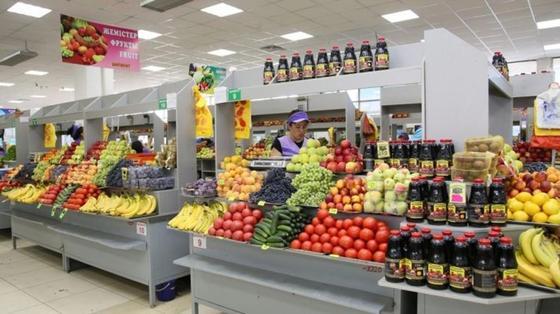 Жители Астаны могут покупать продукты по минимальным ценам