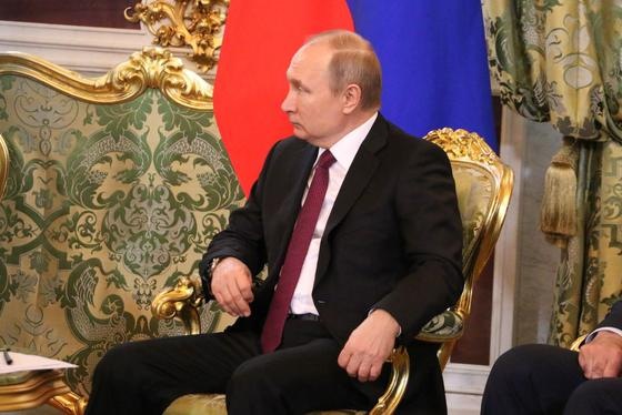 Владимир Путин. Фото: NUR.KZ