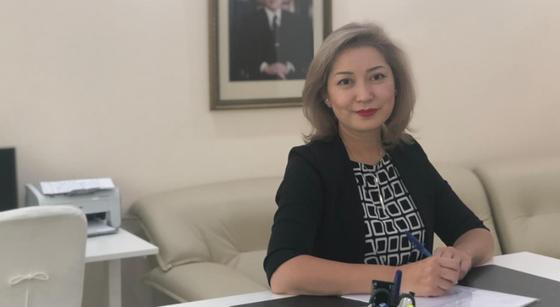 Ақерке Ахметова, фото: primeminister.kz