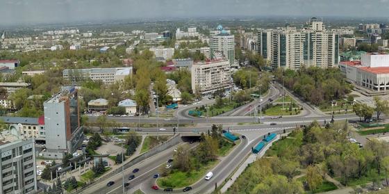 Замакима Алматы рассказал о возможности введения платного въезда в город