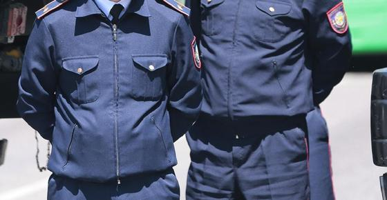 Четверо полицейских начальников лишились должностей из-за подчиненных в Темиртау