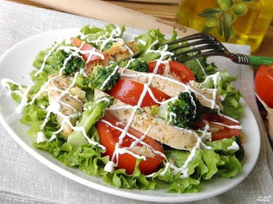 Блюда из брокколи: быстрые рецепты
