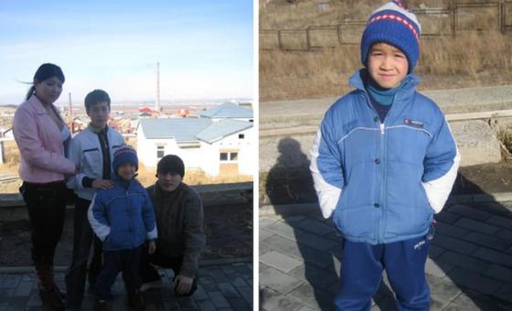 Теодордың facebook желісіне салып, туыстарына іздеу салған фото/facebook.com/groups/KazakhAmericanAssociation