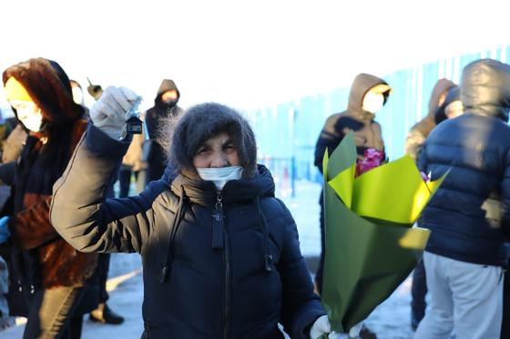 Жители Актюбинской области
