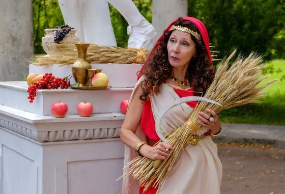 Жительница Санкт-Петербурга Марина Бадьянова