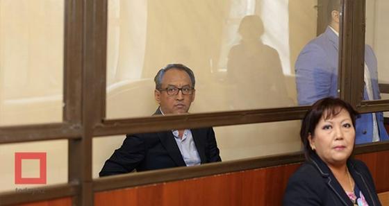 Полиция прекратила возбужденное в отношении Жамалиева дело о хулиганстве