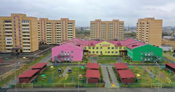 Детский сад в Семее